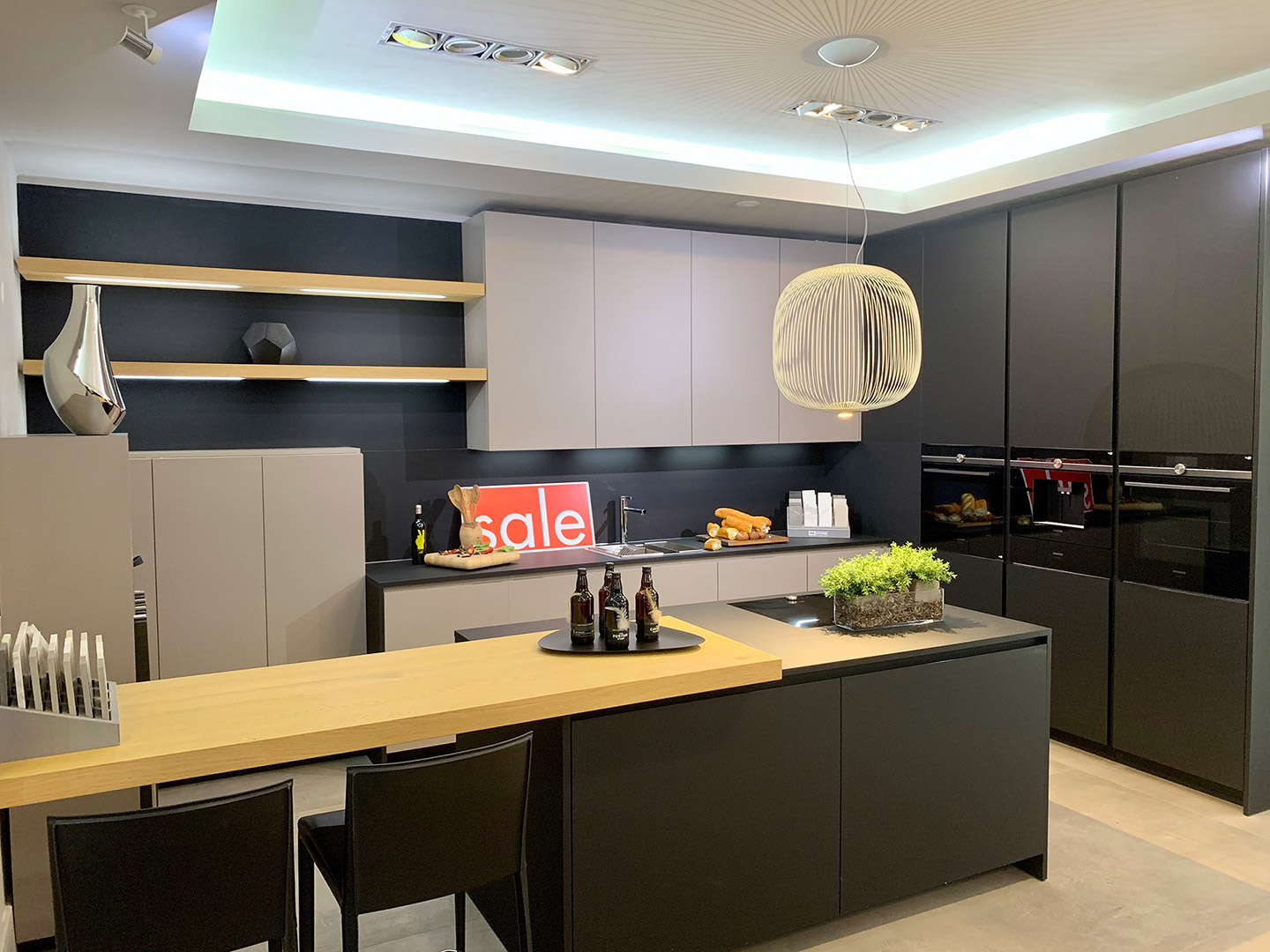 Cesar Maxima Kitchen, Black