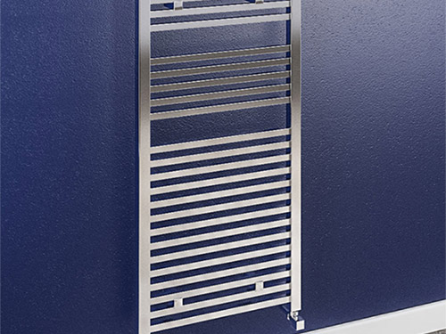 Biava Square Heated Towel Rail - was £384.00 NOW £192.00 + VAT
