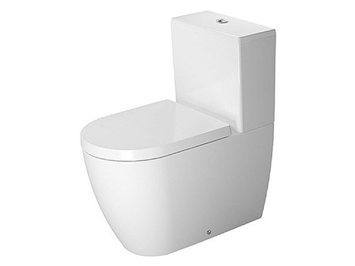 Me by Starck - Closed Coupeled WC - was £238.50 NOW £159.00 + VAT