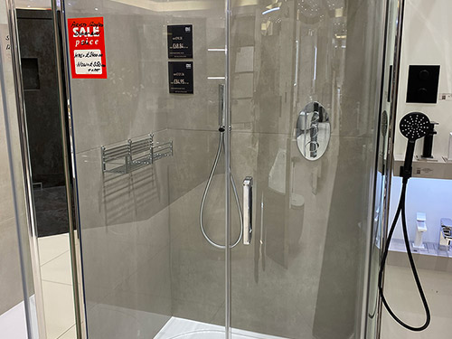 Merlyn Arysto Shower Enclosure - was £2,400.00 NOW £350.00 + VAT
