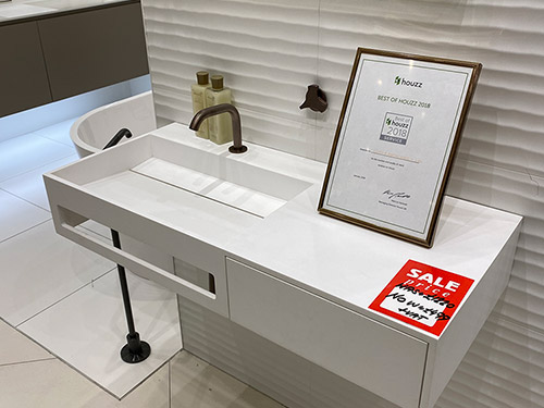 Teknorit Integrated Basin and Draw - was £1,220.00 NOW £499.00 + VAT