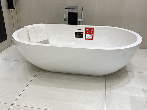 Ex-Display Belize Free-Standing Bath - was £2,931.00 NOW £995.00 + VAT