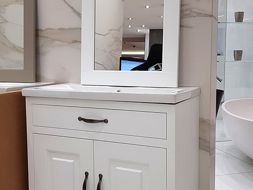 75% off this New England Vanity Unit (800mm) - was £676.00 NOW £175.00 + VAT