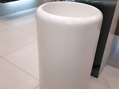 Over 57% off this Gres White Freestanding Basin - was £3,500.00 NOW £1,500.00 + VAT