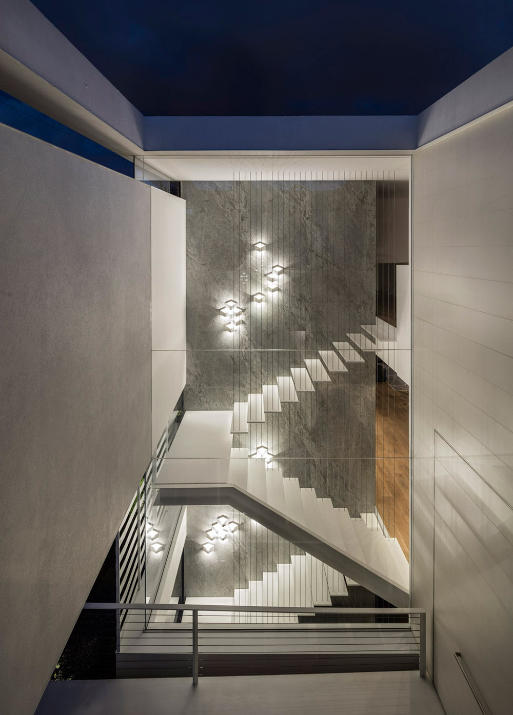 A Most Extraordinary Home - Staircase