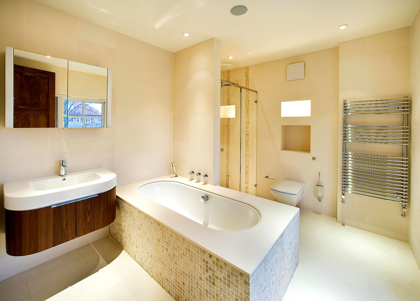 Luxury Resident London - Bathroom