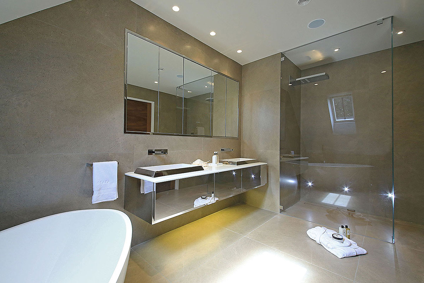 Radlett Hertfordshire - Bathroom