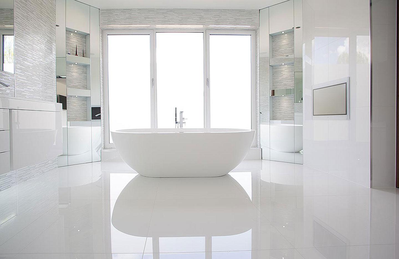 Hadley Wood - Master en-suite bathroom & cloakroom ...