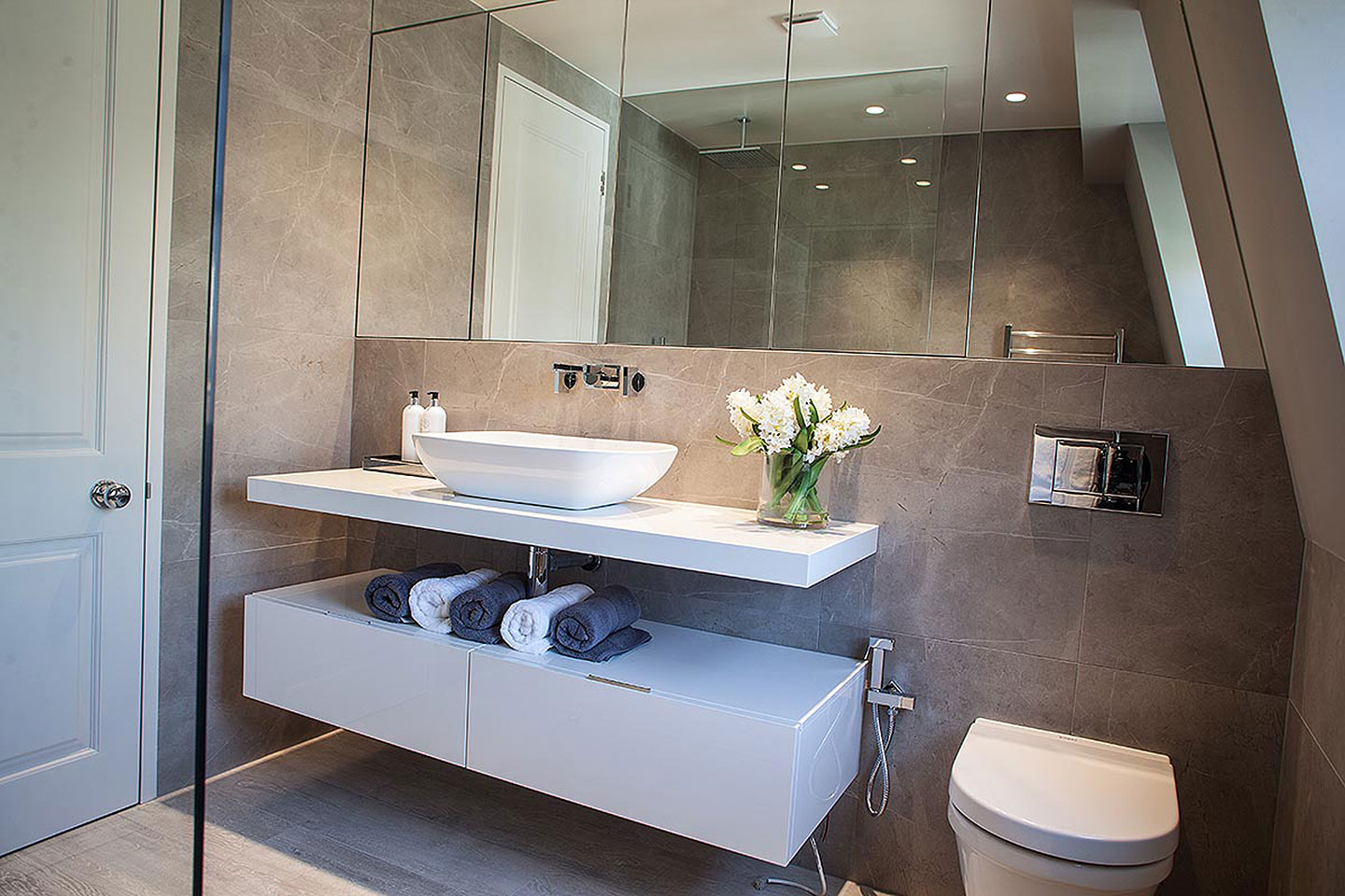 Knightsbridge Townhouse Bathroom