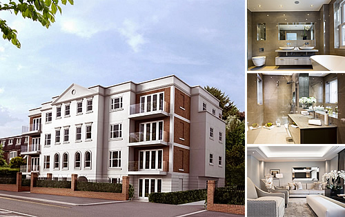 High Specification Apartments - London Development
