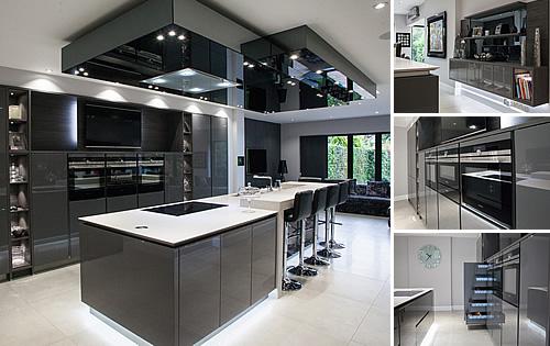 Luxury kitchens, Cesar Kitchens, German kitchens, Italian Kitchens